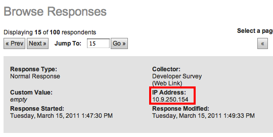 SurveyMonkey: IP Spoofing | Cатсн²² (in)sесuяitу